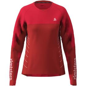 Zimtstern Bulletz LS Shirt Women, jester red/cyber red